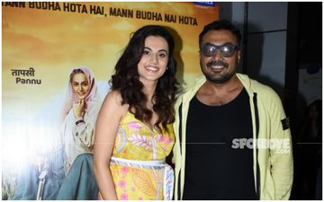 Anurag Kashyap Drops FIRST Post After IT Raids; Takes A Dig At 'Haters' As He Resumes DoBaaraa Shoot With Taapsee Pannu