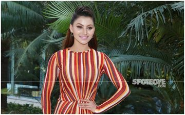 Urvashi Rautela Gets TROLLED After She Goes Completely Nude Taking A Sunbath Covered In Mud; Netizens Compare Her With Anil Kapoor's Nayak: 'Ye To Apne Shivaji Rao Hai'