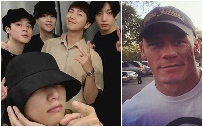 WWE Star John Cena Thanks BTS ARMY; Reveals His Books Exist Because BTS Army Was 'Brave Enough' To Support His Vulnerable Moment