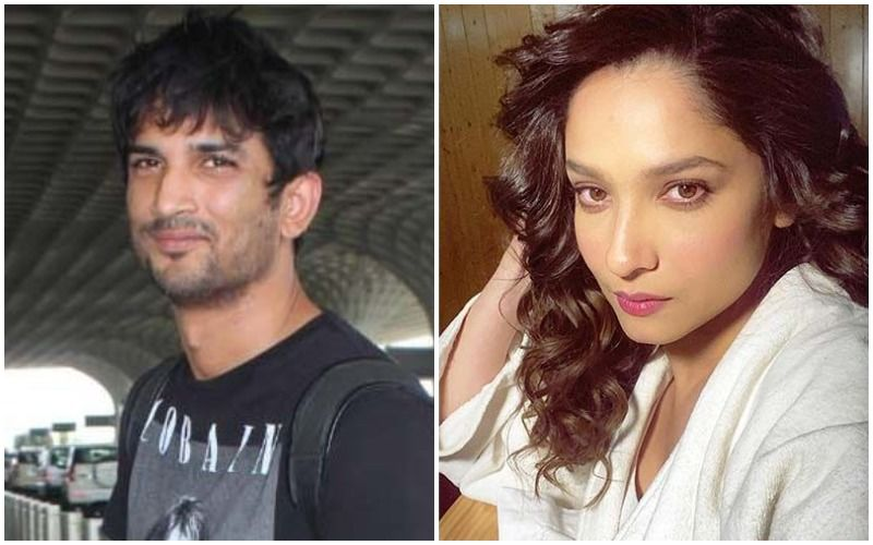 After Sushant Singh Rajput's Death Anniversary, Ankita Lokhande Shares A Post About Being 'At Peace' With Where She Is Headed