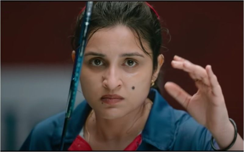 Saina Trailer OUT: First Rushes Of Parineeta Chopra Starrer Leave Us Impressed; Actress Aces The Role Of Former No 1 Badminton Player Saina Nehwal