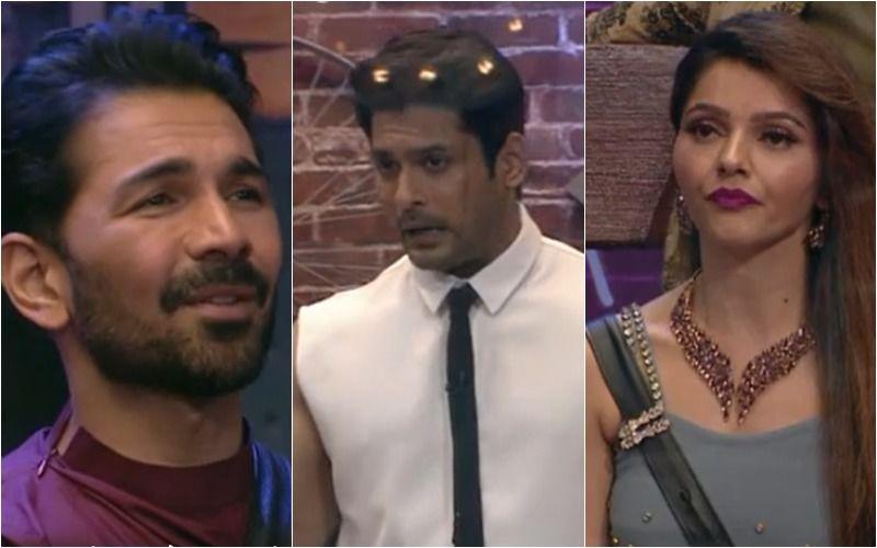 Bigg Boss 14: Sidharth Shukla Asks Abhinav Shukla To Stop Interfering In Rubina Dilaik's Fights; Asks 'You Think Rahul Rubina Ko Dhakka Dega, Maarega?'