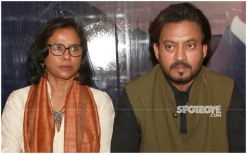 Irrfan Khan's Wife Sutapa Sikdar Misses The Late Actor On Valentine's Day; Shares A Picture Of His Memory Stone At Their Igatpuri Farmhouse