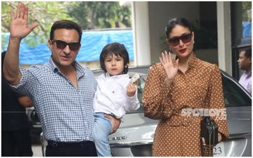Kareena Kapoor Khan Gives Birth To Second Child; Saif Ali Khan Shares An Update: 'Mom And Baby Are Safe And Healthy'