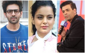 Kangana Ranaut REACTS To Kartik Aaryan Being Dropped From Dostana 2; Requests Karan Johar And 'Nepo Gang': 'Don't Go After Him Like Sushant'