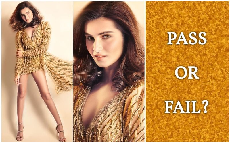 Like Tara Sutaria's Sultry Avatar In Gold? Find Out How Much Did She Score On 10