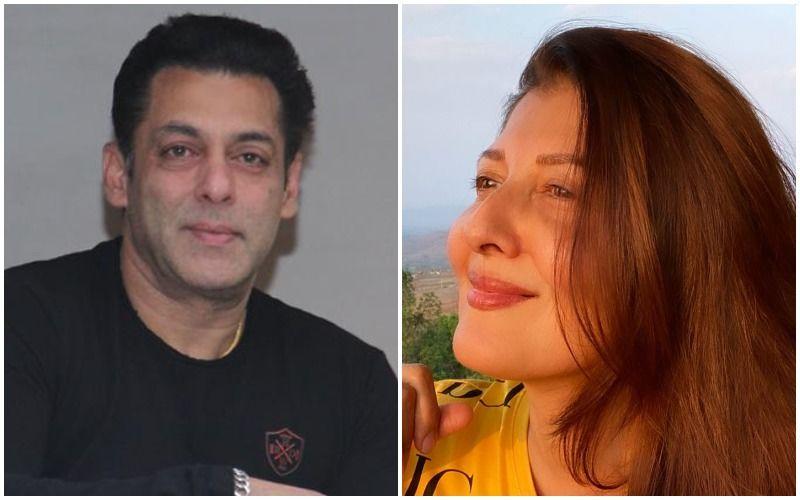 Sangeeta Bijlani Drops A Comment On Salman Khan's Mother's Day Post; Actress Addresses Salma Khan As 'Mom'