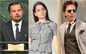 Leonardo DiCaprio Supports Kangana Ranaut And Shah Rukh Khan's Cause 'Cauvery Calling'; Civil Society Groups Ask Him To Revoke His Support