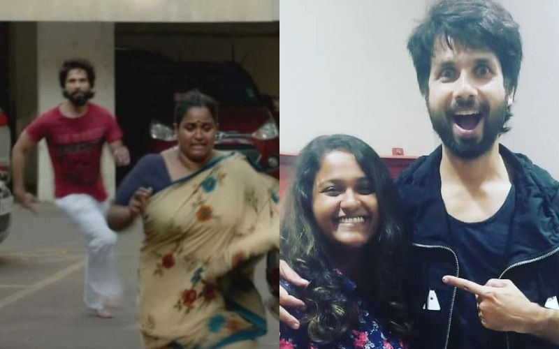 Shahid Kapoor's Kabir Singh Co-Actor Vanita Kharat's Nude Photo Goes Viral; Fans Hail The Actress For Unabashedly Embracing Her Body