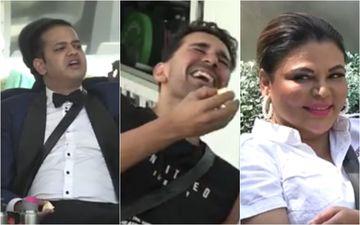 Bigg Boss 14: Rahul Mahajan Decides To Find Rakhi Sawant A Husband, Says 'Paise Wala Nahi Milega'; Her Reaction Leaves Abhinav In Splits- WATCH