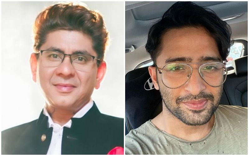 Shaheer Sheikh Heads For An Audition 'First Time, In A Long Time'; Yeh Rishtey Hain Pyaar Ke Producer Rajan Shahi Says 'Waiting To Work With You Again'