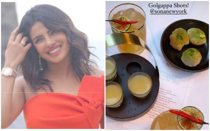 Priyanka Chopra's New Restaurant Has 'Crab Puri And Caviar', 'Golgappa Shots' On The Menu; Hubby Nick Jonas Suggested The Name Sona - More Deets HERE