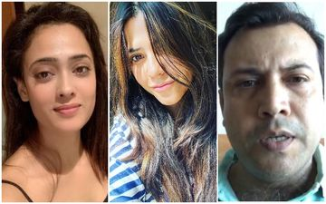 Ekta Kapoor Comes Out In Support Of Shweta Tiwari After She Releases Abhinav Kohli's SHOCKING CCTV Footage: 'Why Is This Guy Not Arrested?'