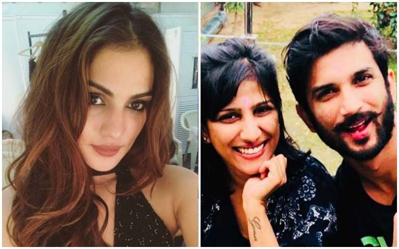 Rhea Chakraborty Claims Sushant Singh Rajput's Sister, Brother-in-Law Consumed Marijuana With Him, In Alleged Statement To NCB