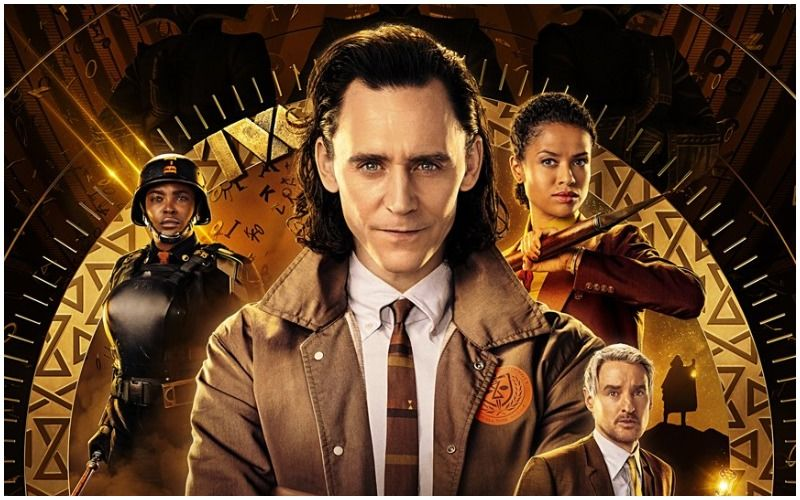 Loki: Intriguing New Poster Of Tom Hiddleston Starrer MCU Series Introduces Major Characters; The Animated Clock Stands Out