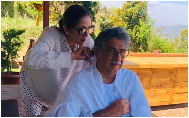 Neena Gupta On Staying With Vivek Mehra During Lockdown Last Year: 'For The First Time, We Lived As Husband And Wife'