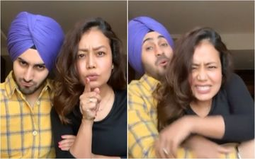 Neha Kakkar Has A Message For Hubby Rohanpreet Singh's Ex-Girlfriends; WARNS Them Not To Call Him In This Fun Video- WATCH