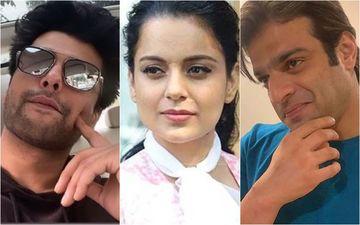 Karan Patel, Kushal Tandon, Sargun Mehta TROLL Kangana Ranaut As She Compares Herself To Meryl Streep: 'Inke Bheje Mein Bheja Nahi Bheja?'