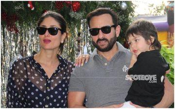 Kareena Kapoor Khan- Saif Ali Khan Welcome A Baby Boy: Randhir Kapoor Says 'He Looks Like His Elder Brother Taimur Ali Khan'
