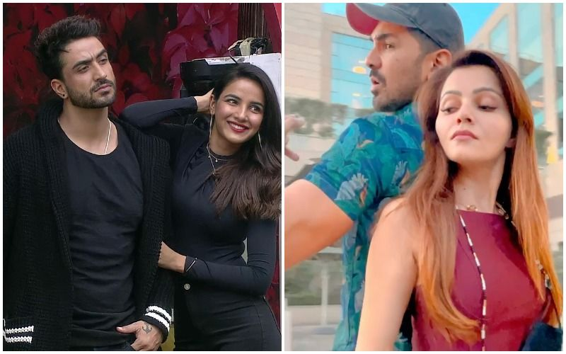 Bigg Boss 14's Rubina Dilaik- Abhinav Shukla Recreate Jasmin Bhasin- Aly Goni's Song 'Tera Suit'; Jasmin Heaps Praise On Them- WATCH