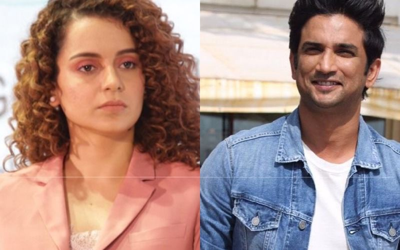 Sushant Singh Rajput Fans SLAM Kangana Ranaut For Claiming That He 'Hanged Himself': 'Stop Peddling Suicide Theory, Case Is Under Investigation'