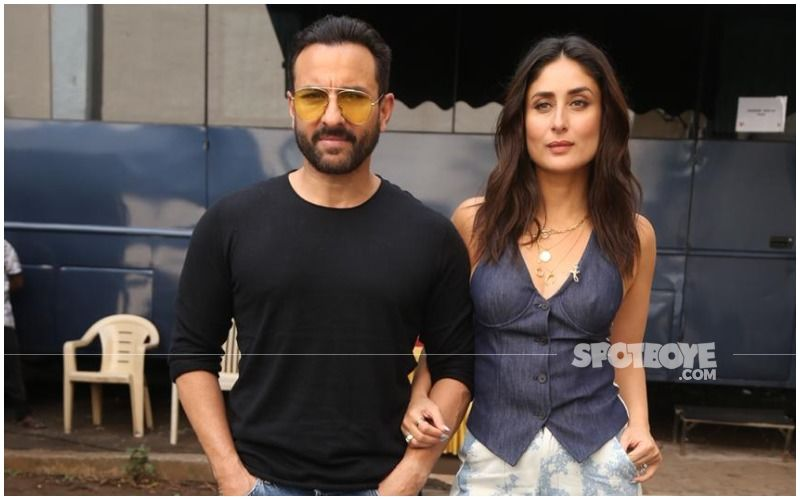 When Kareena Kapoor Khan Talked About Her Love Story With Saif Ali Khan: 'I Made The First Move; He Is Too English And Restrained'