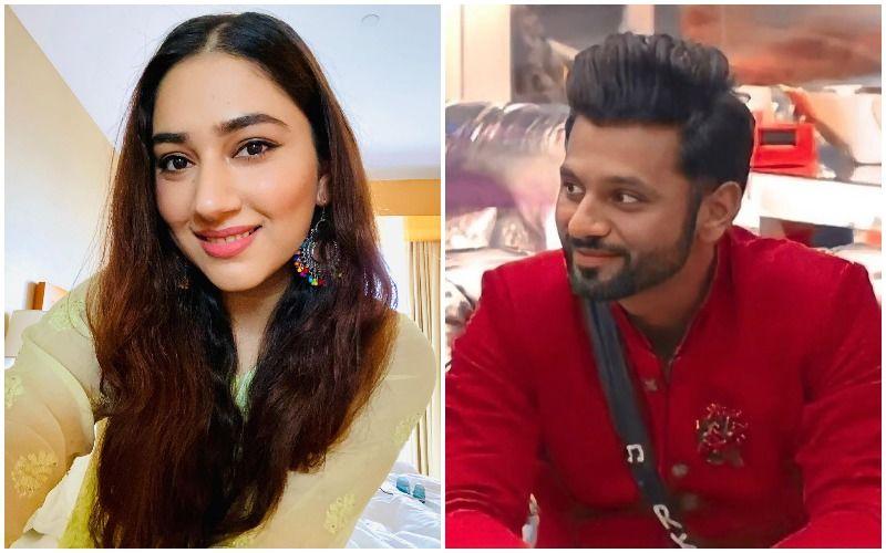 Disha Parmar Gets Teary-Eyed As Rahul Vaidya Sings A Romantic Song For Her? Actress Clarifies: 'Mera Chehra Hi Aisa Hai'- VIDEO