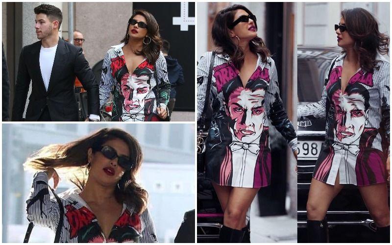 Priyanka Chopra Jonas Turns 'DRACULA' But Hey, This One Ain't SCARY At All!