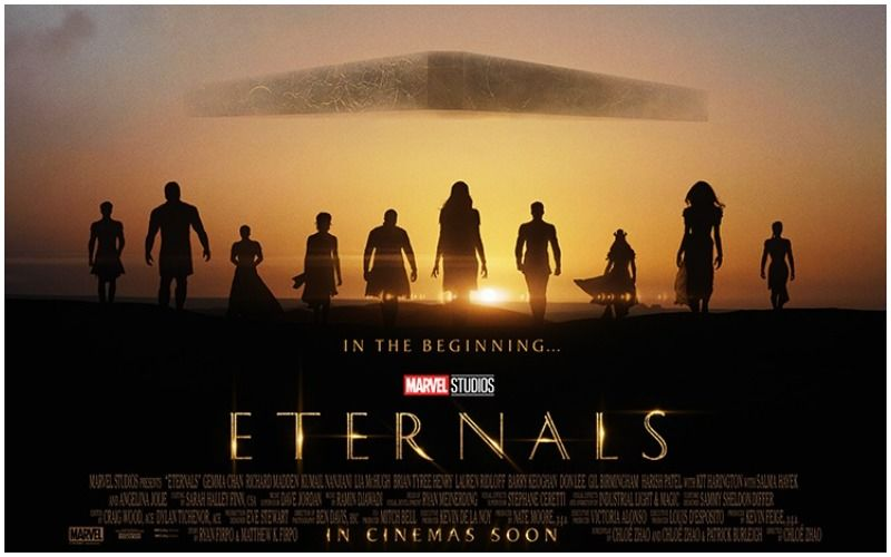 Eternals Teaser: Angelina Jolie, Richard Madden, Gemma Chan And Others Assemble As Marvel's Exciting New Team Of Superheroes