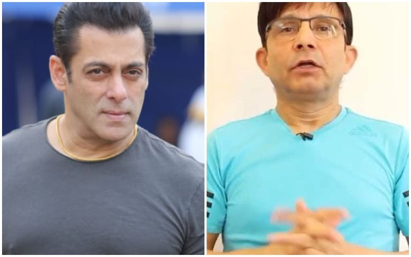 Salman Khan Files Defamation Suit Against KRK; Latter Appeals To Salim Khan 'I'm Not Here To Destroy His Career', Promises To Delete Radhe Review Video