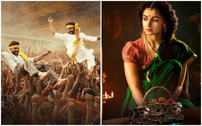 RRR: Alia Bhatt, Ram Charan, NTR Jr Starrer To Release In 10 Languages Including Foreign Languages; Netflix Acquires Digital Streaming Rights