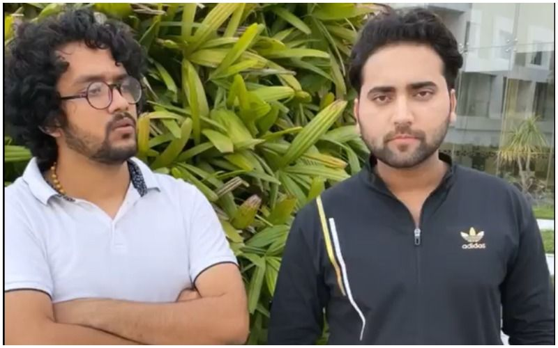 Indian Idol 12: Nihal Tauro And Mohd Danish Do Their Bit For The Environment; Plant Trees Around Their Hotel Lawn