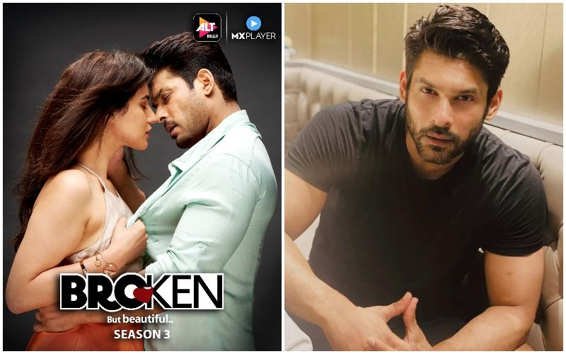 Broken But Beautiful 3: Ahead Of Its Release, Sidharth Shukla Thanks Fans For Their Love; Says 'Hope The Show Brings A Smile In These Trying Times'