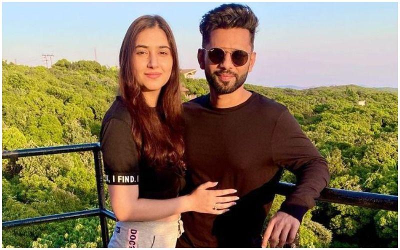 Khatron Ke Khiladi 11's Rahul Vaidya Posts Romantic Pictures With Ladylove Disha Parmar, Says 'Miss You'; Here's How She Replied