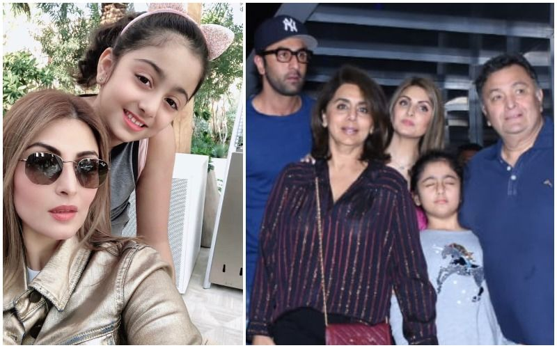 Ranbir Kapoor's Niece Samara Sahni Joins Instagram, Shares Family Pic And Fun Reels; Neetu Kapoor Drops Adorable Comments
