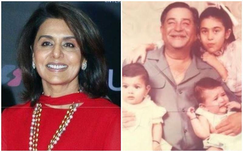 Raj Kapoor Death Anniversary: Neetu Kapoor Posts A Throwback Video, Says 'Miss You'; Riddhima Kapoor Shares Childhood Pic With The  Late Legend