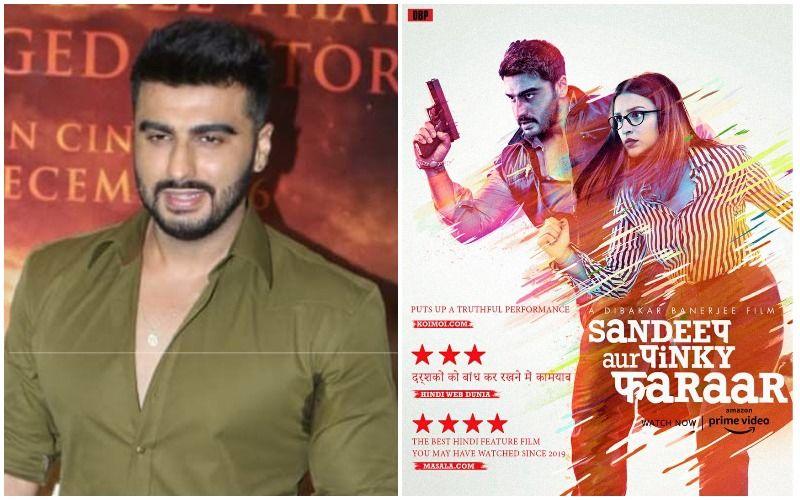 Sandeep Aur Pinky Faraar: Arjun Kapoor Thanks Dibakar Banerjee For 'Torturous, Exhausting Days'; Credits Him For Appreciation Received For His Performance