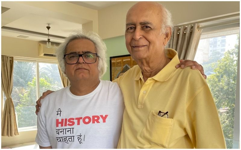 Hansal Mehta's Father Passes Away; Scam 1992 Director Says 'Always Thought He Would Outlive Me'; Farhan Akhtar, Manoj Bajpayee Offer Condolences