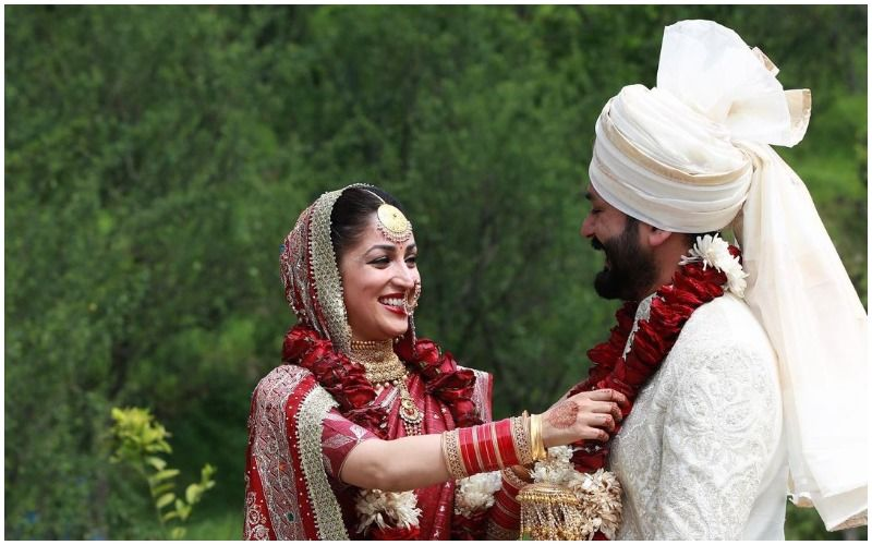 Yami Gautam- Aditya Dhar Wedding: Newly Married Couple Looks Oh-So-In-Love In Latest Pictures From The Ceremony: 'Memories Of A Lifetime'