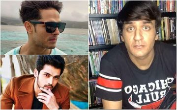 Vikas Guppta Comes Out As Bisexual; Reveals He Was In A Relationship With Parth Samthaan And Priyank Sharma: 'My First Relationship Was With Parth For 2 Years'