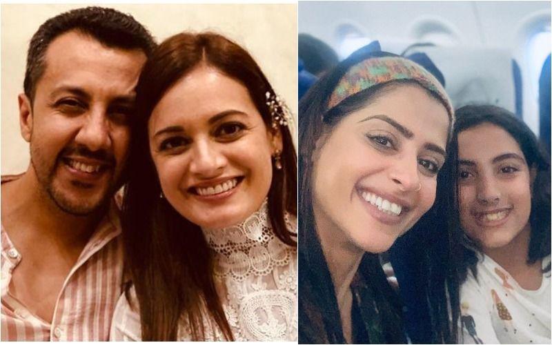Vaibhav Rekhi's Ex-Wife Sunaina Rekhi On His Wedding With Dia Mirza: 'It's Nice That My Daughter Samaira Has More Family'