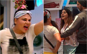 Bigg Boss 14 Feb 5 SPOILER ALERT: Nikki Tamboli Faces Rakhi Sawant's Wrath; The Two Meet Head-To-Head In An Epic Clash