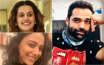 Abhay Deol Is All Praise For Taapsee Pannu, Swara Bhasker For Supporting Farmers' Protest; Says 'Y'all Should Be In The Next Rihanna Video'