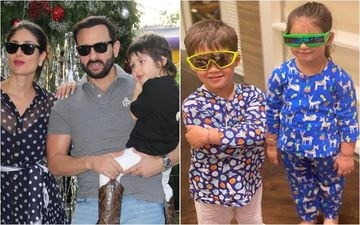 Kareena Kapoor Khan Shares UNSEEN Snap Of Taimur With Karan Johar's Kids Yash And Roohi In Traditional Outfits On The Twins' Birthday- PIC INSIDE