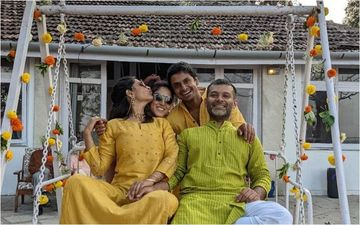Aamir Khan's Daughter Ira Khan Shares Pics From Her Cousin Zayn Marie's Wedding Festivities; Ira's Rumoured BF Nupur Shikhare Spotted
