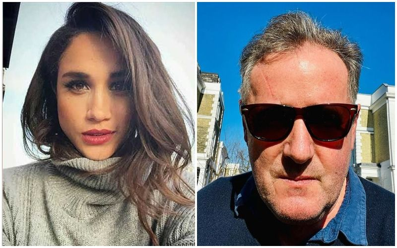 Meghan Markle Complained To ITV Over Piers Morgan's Comments; Was Worried They Could Affect People Dealing With Mental Health Problems: REPORTS
