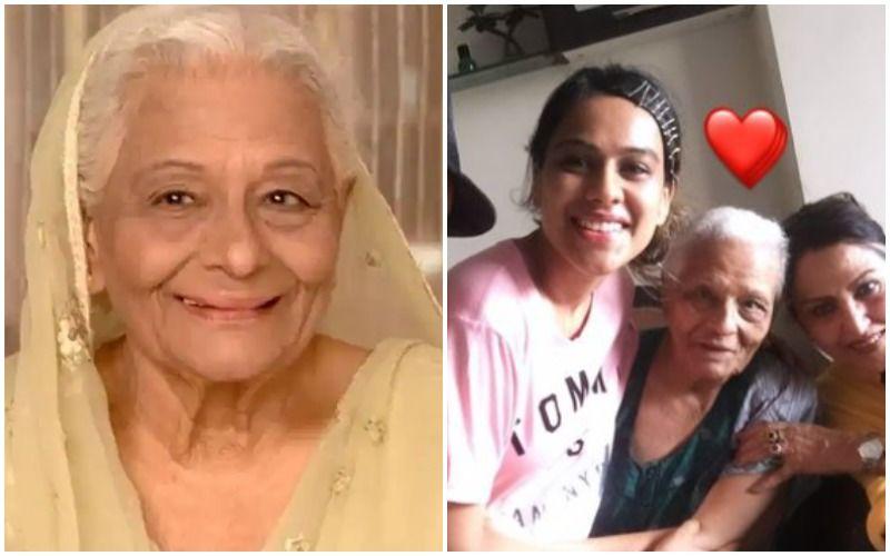 Ek Hazaaron Mein Meri Behna Hai Star Tarla Joshi Passes Away; Co-Star Nia Sharma Mourns Her Demise: 'You'll Always Be Our Badi Beeji'
