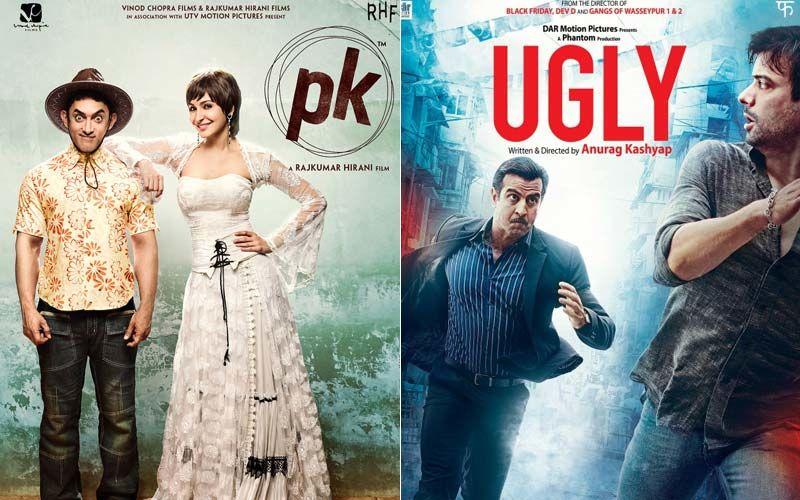 Aamir Khan-Anushka Sharma-Sushant Singh Rajput Starrer PK Or Anurag Kashyap's Ugly; Pick One To Break That Lockdown Boredom- PART 37