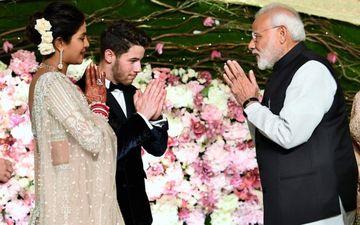 बधाई देने आए पीएम मोदी का प्रियंका चोपड़ा ने किया शुक्रिया अदा, ट्विटर पर लिखी दिल की बात