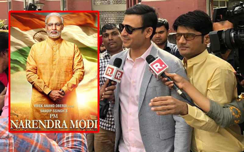 PM Narendra Modi Biopic: After Receiving Showcause Notice From Election Commission, Vivek Oberoi And Producer Sandip Ssingh Meet Officials